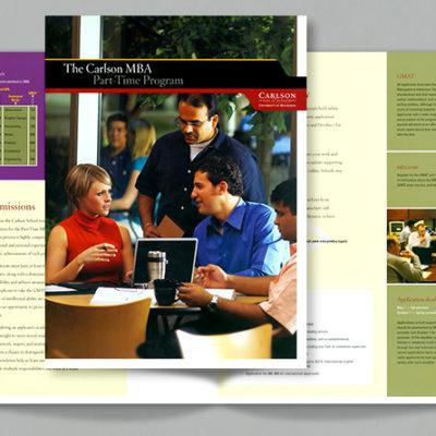 Brochures for Higher Education
