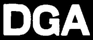 DGA white logo 500px